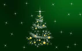 christmas tree background wallpaper 158576