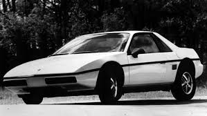 renault fuego convertible worst sports cars pontiac fiero