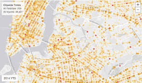 nyc tax maps boring tax data turned into cool maps about nyc