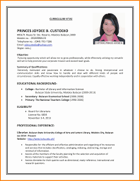 simple resume format 50 inspirational sle cv resume format simple resume format