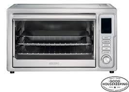 Toaster Oven With Toaster Krups Deluxe Toaster Oven With Convection Heating Ok710d51 Ok710d51
