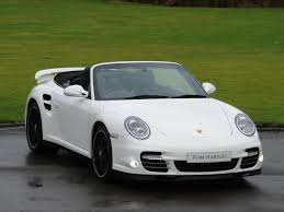 porsche 911 convertible white current inventory tom hartley