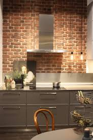 kitchen backsplash black backsplash whitewash brick backsplash