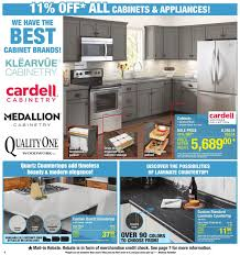 kitchen cabinets and countertops at menards menards current weekly ad 08 16 08 22 2020 5 frequent