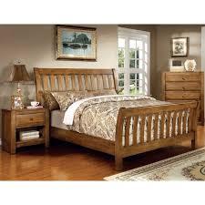 Oak Bedroom Sets Furniture by Oak Bedroom Sets Coaster Furniture Grendel Collection Oak Bedroom