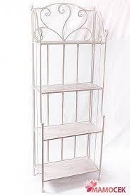etagere in ferro gallery of etagere in ferro battuto librerie mensole scaffali