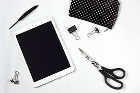 gadget bureau images gratuites noir et blanc la technologie tablette