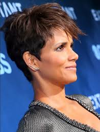 back view of halle berry hair 31 celebrity hairstyles for short hair popular haircuts