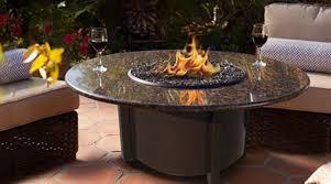 hanamint outdoor fire pits patio land usa