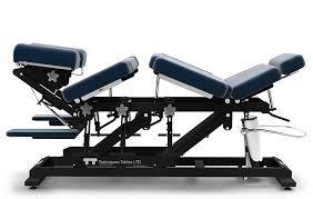 chiropractic drop table technique tt 500 treatment table techniques tables