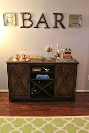 How To Make Home Decor Signs Best 25 Home Bar Decor Ideas On Pinterest Outdoor Wood Projects