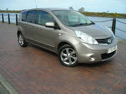 nissan note 2011 nissan note 1 6 n tec 5dr automatic for sale in ellesmere port