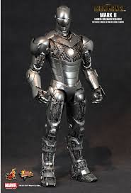 toys iron man 2 mark ii armor unleashed version 1 6th