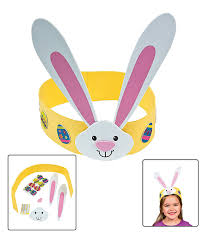amazon com easter headband craft kit makes 12 crafts for kids