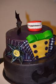 traylor made treats batman u0026 joker cake cake designs