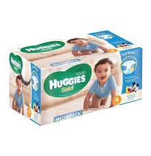 huggies gold huggies gold disposable nappies mega pack boy size 4 1 x 120 s