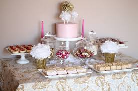 bridal shower table diy bridal shower table decorations baby