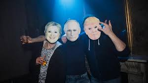 Why Is Russia So Interested by Why Putin Hates Clinton And Helped Trump Win Vice