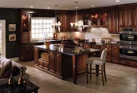 Kitchen Ideas With Cherry Cabinets Kitchen Cherry Cabinets