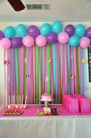 kids birthday party decoration ideas at home party decoration ideas for home mariannemitchell me