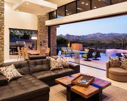 retractable glass wall houzz
