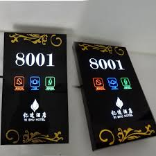 glass door number signs usd 23 04 tempered glass touch panel electronic house door switch