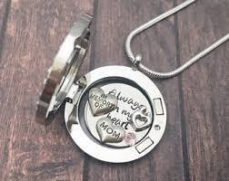 Baby Remembrance Jewelry Memorial Locket Etsy