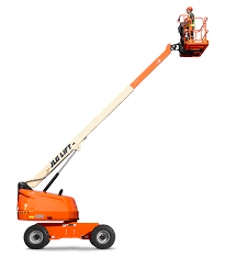 460sj telescopic boom lift jlg