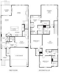 Nia Floor Plan 2105 Mckenzie Ridge Lane Apex Nc 27502 Raleigh Realty