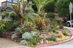 landscape ideas for corner lot image landscaping gardening ideas