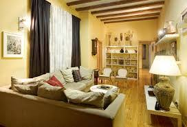 Yellow Walls What Colour Curtains Living Room Breathtaking Yellow Living Rooms Yellow Living Room