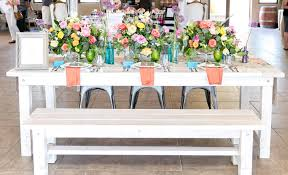 picnic table rental picnic table rental san diego style weddings magazine rustic events
