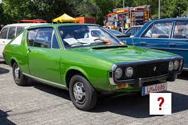 renault 17 gordini renault paledog photo collection