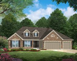 wyndemere estates floor plans home builders lake st louis mo