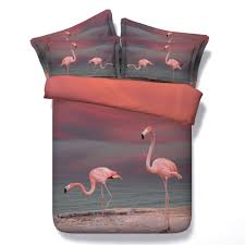 online buy wholesale bed set flamingos from china bed set