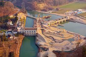 La Suisse Un Developpement Impressionant La Nouvelle Centrale Hydroélectrique De Hagneck Bulletin Fr