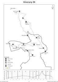 Philmont Scout Ranch Map Crew Information