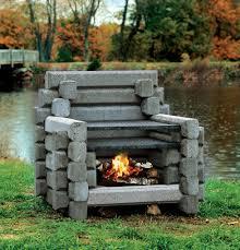 diy unique outdoor fireplaces grill u2014 porch and landscape ideas