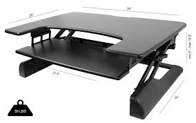 standing computer desk amazon tabletop standing desk amazon home decor gallery image and wallpaper