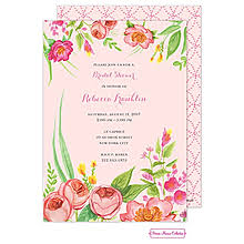 around the clock bridal shower bridal shower invitations around the house around the clock