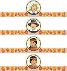 9780545092517 thanksgiving feast readers theater headbands and