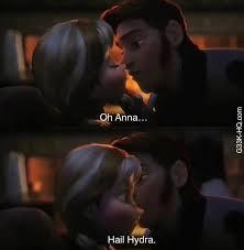 Hail Hydra Meme - frozen hail hydra meme g33k hq