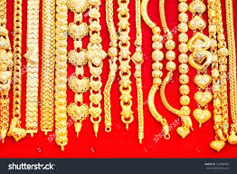 gold jewelry bracelet designs images Thai design gold jewelry bracelet chains stock photo royalty free jpg