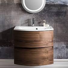 the bathroom factory bauhaus svelte 600mm wall mounted bathroom