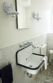 Pictures For Bathroom Walls Best 25 Wall Mounted Sink Ideas On Pinterest Shower Recess