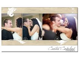 western photo album justin celeste wedding album design west palm marriott florida