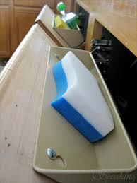 Under Kitchen Sink Storage Ideas 11 Genius Storage Tricks For A Tiny Kitchen Sinks Storage And