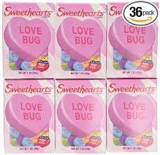 necco hearts necco sweethearts conversation hearts 0 9oz boxes