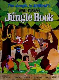 jungle book characters comic vine
