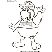 pawsox coloring pages pawtucket red sox kids corner